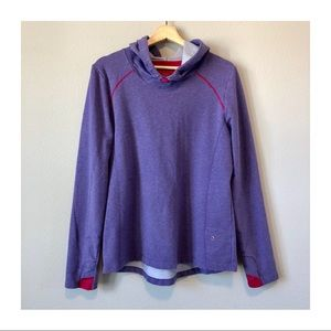 EUC | Long Sleeve Athletic Top with Thumb Holes